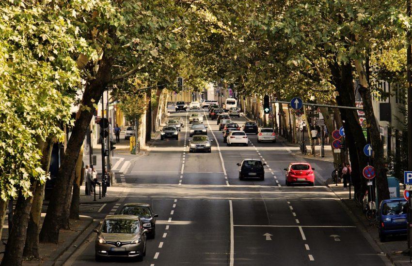 auta, auto, silnice