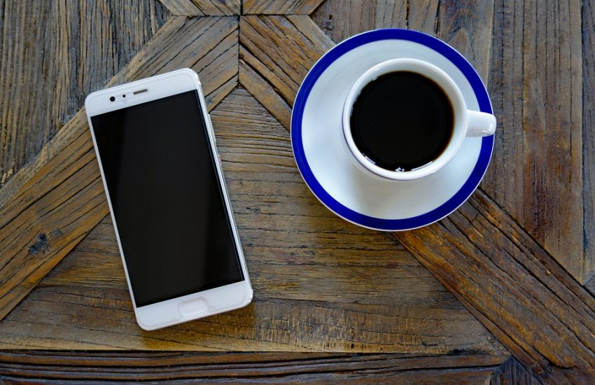 smartphone, telefon, mobil
