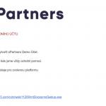 XPartners demo účet
