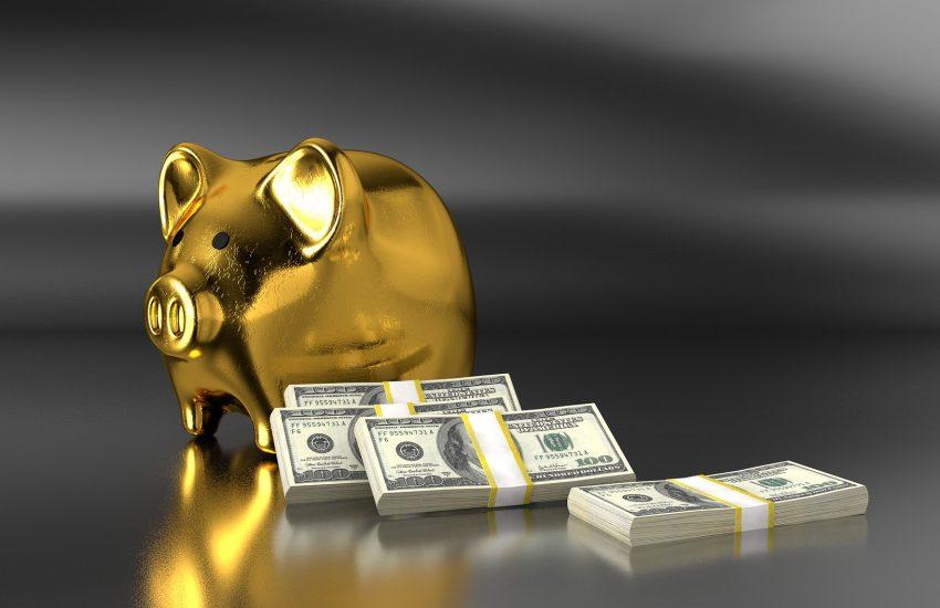 piggy bank, úspory, peníze, banka