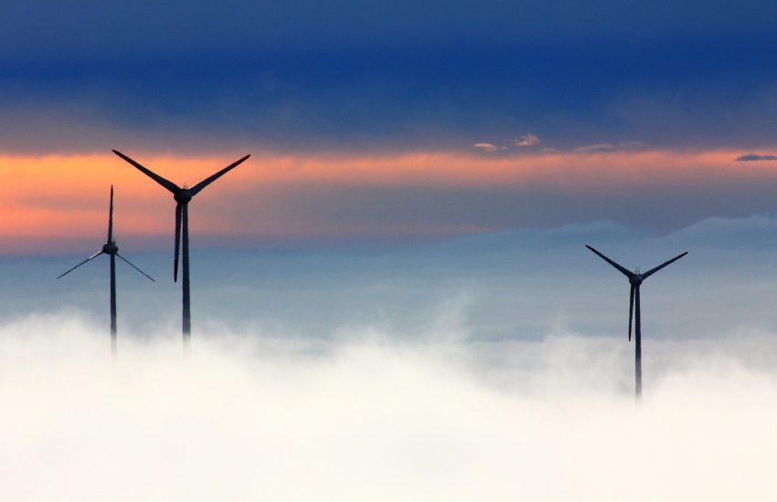 obnovitelné zdroje, větrná elektrárna, vítr