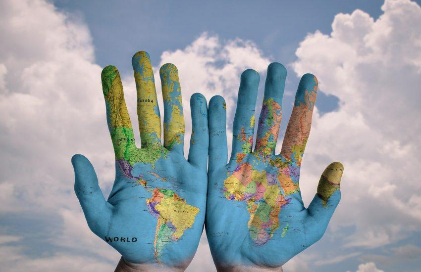 hands-svět