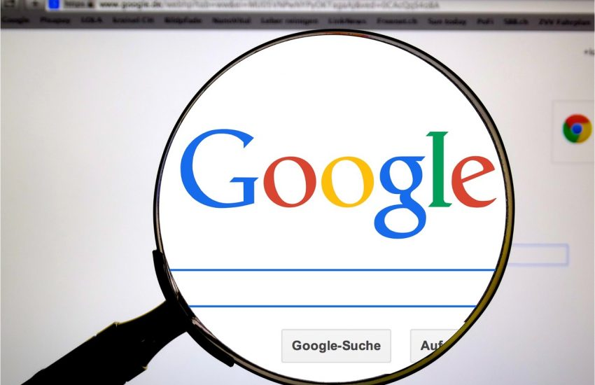 Google, vyhledávání