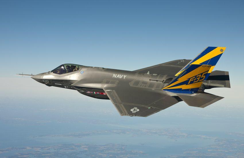 Lockheed Martin letoun