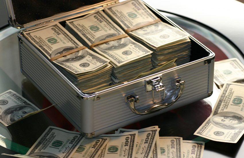 peníze, dolar