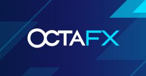 Logo společnosti Octa Markets Incorporated.