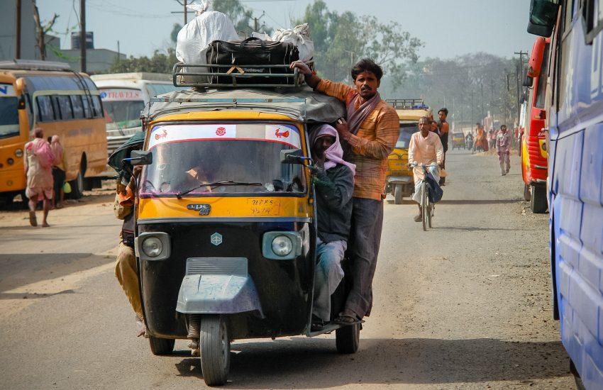 rickshaw, indie