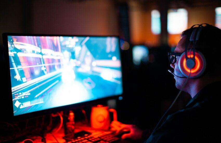 Společnost SEA, esports, e-sporty, hráč, počítač