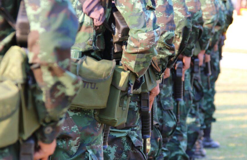 armáda, ČR, NATO, vojáci, voják