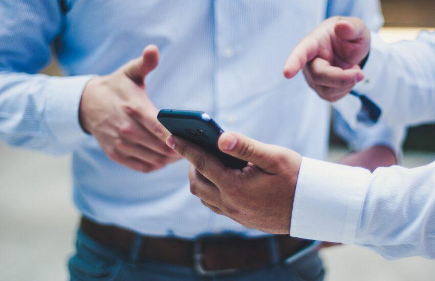 telefon, konverzace, mobil, smartohone, seznámit, business, komunikace