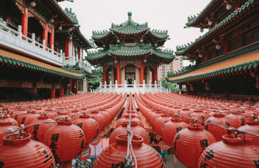 tchaj-wan, Asie