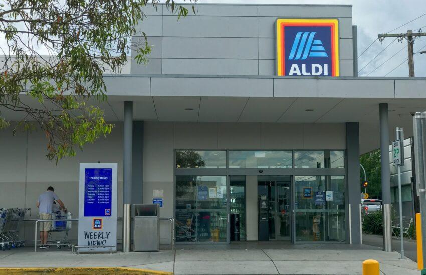 Aldi, obchodní řetězec, supermarket